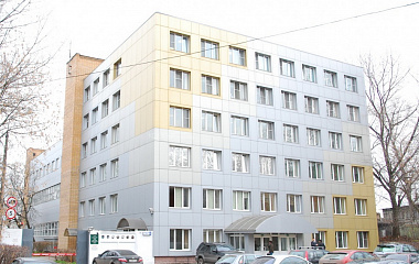 "Business-centre ""Kashirskiy proezd"""